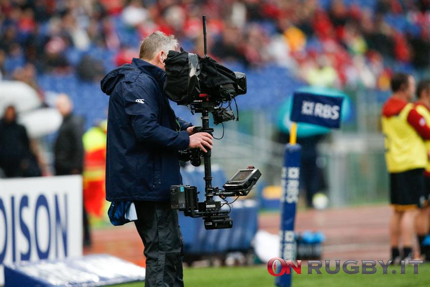 sei nazioni rugby tv
