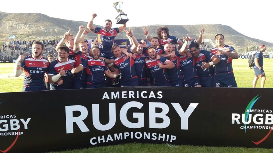 dalla pagina Facebook dell'Americas Rugby Championship