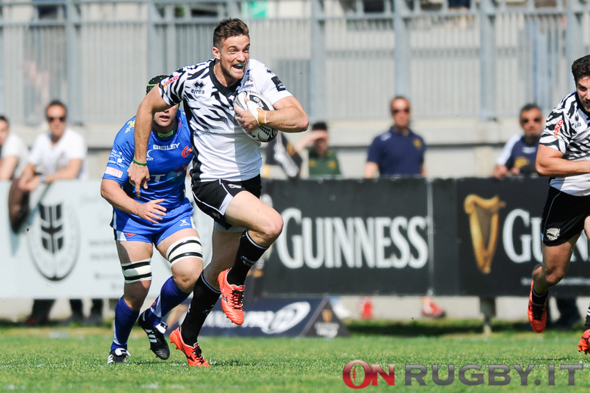 zebre rugby padovani