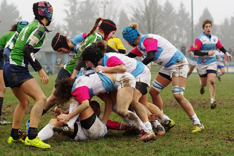 valsugana serie a femminile rugby
