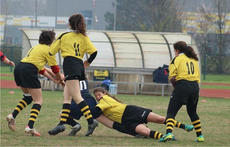 under 16 rugby femminile