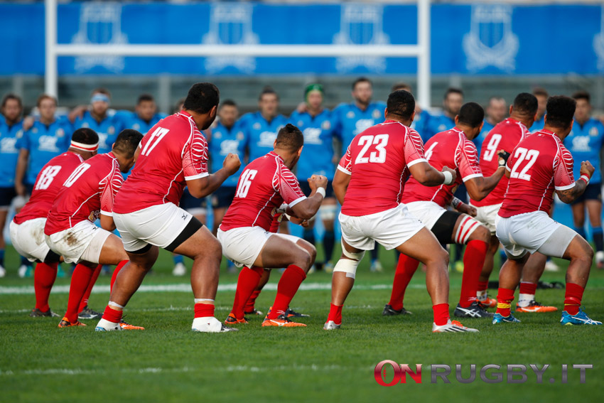 tonga test match rugby