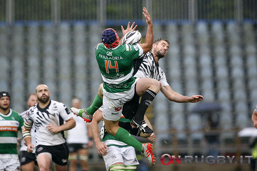 esposito benetton treviso zebre rugby