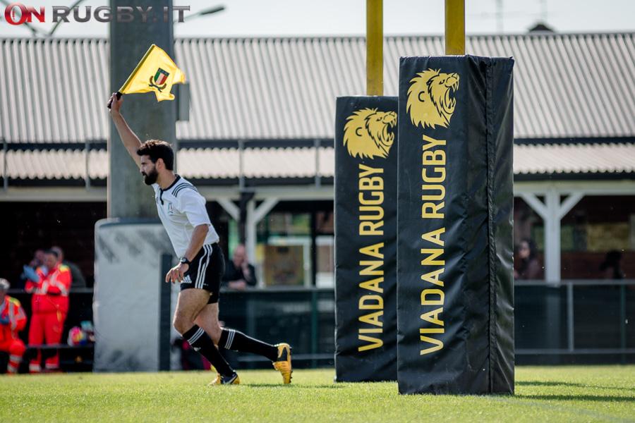 Rugby Viadana ha ingaggiato due piloni per il prossimo Top 12 ph. Tommaso Del Panta