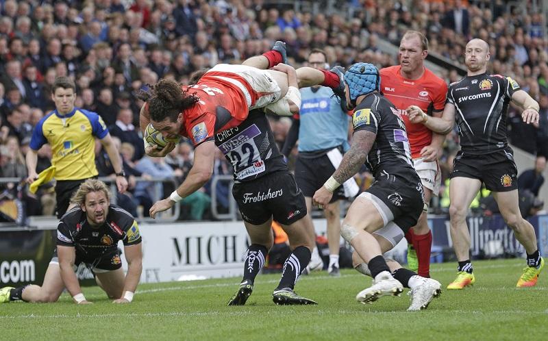 saracens exeter premiership rugby