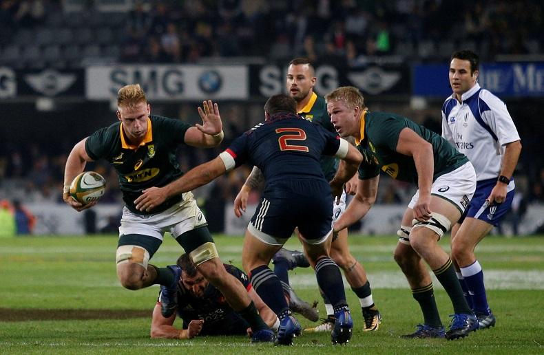 francia sudafrica test match rugby