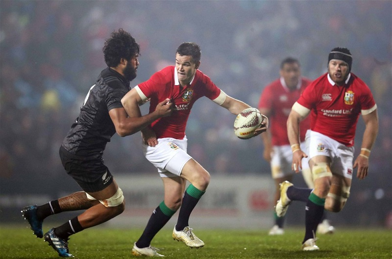 Jonathan Sextob british & irish lions