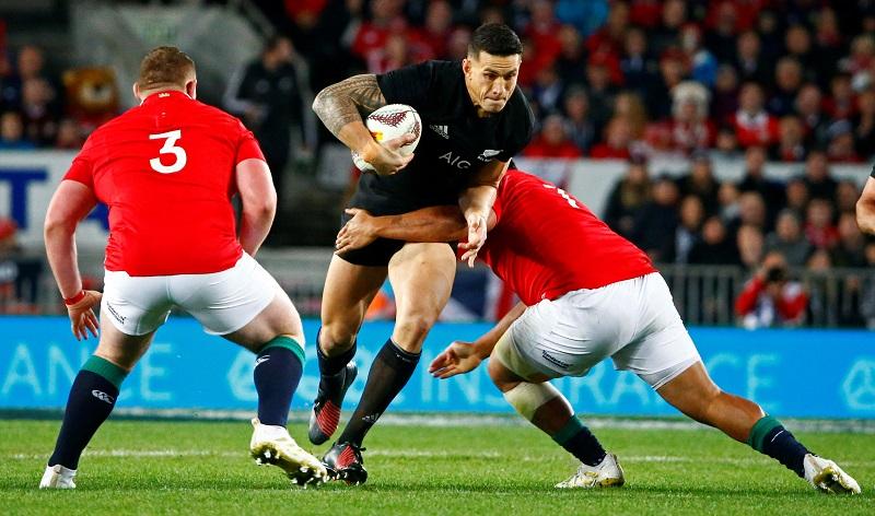 all blacks british & irish lions rugby