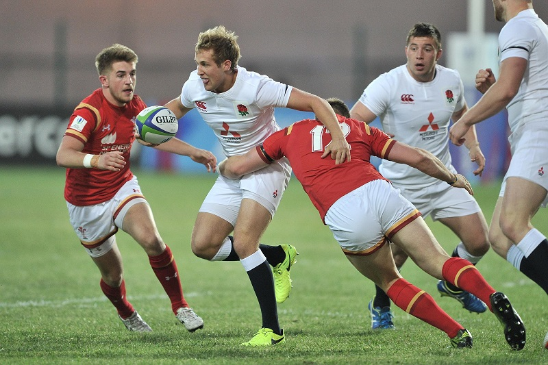 world rugby under 20 inghilterra