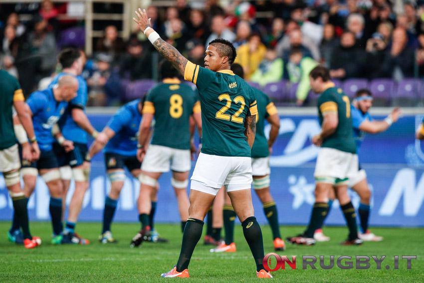 sudafrica test match