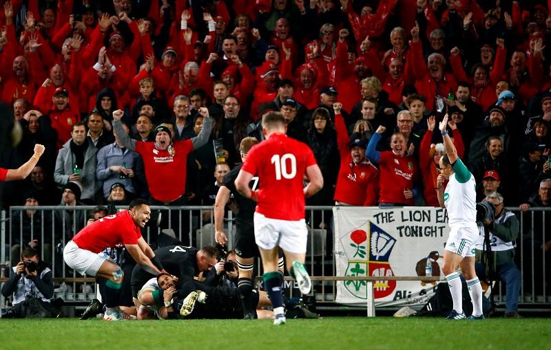 nuova zelanda lions rugby