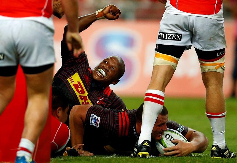 Super Rugby  Sunwolves Stormers