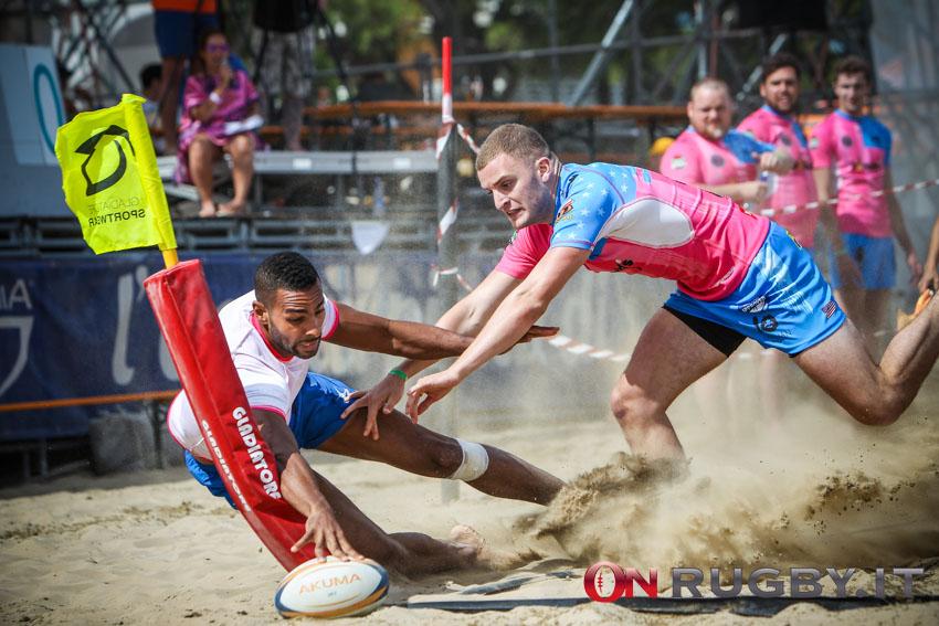 Italia Beach Rugby: I convocati per il raduno di Lecce in vista dell'Europeo