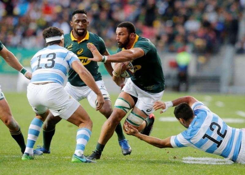 Rugby Championship: La preview di Sudafrica-Argentina