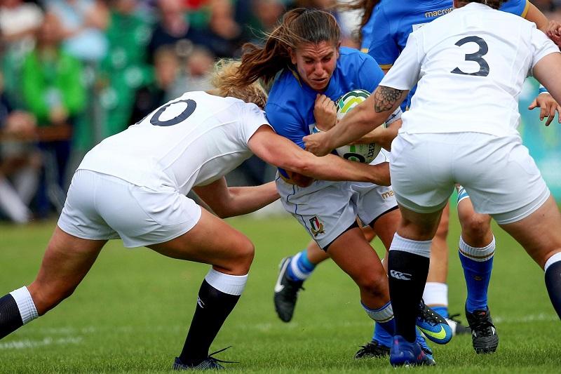 maria magatti wrwc 2017 rugby femminile italia femminile