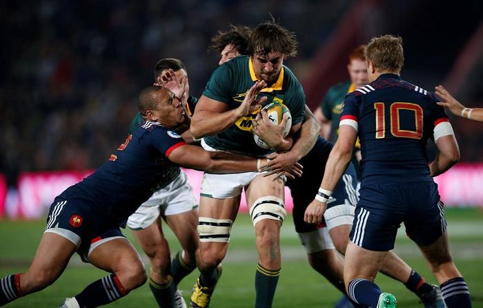 sudafrica francia rugby Etzebeth