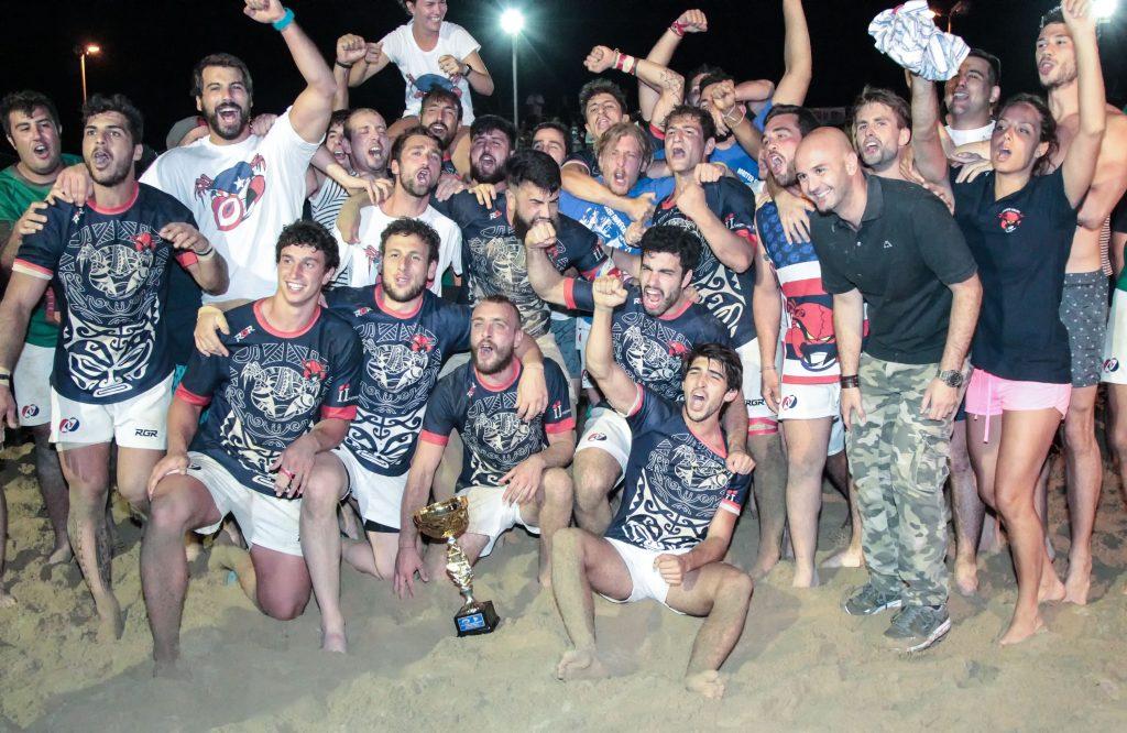 I Campioni d'Italia  dei Crazy Crabs