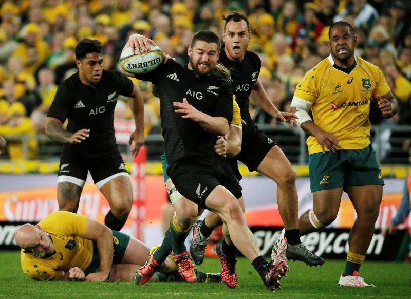 Australia nuova zelanda all blacks dane coles rugby championship