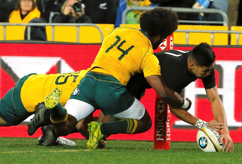 australia nuova zelanda all blacks rugby championship Ioane