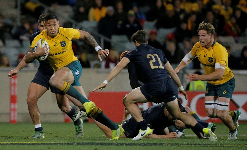 rugby championship australia folau