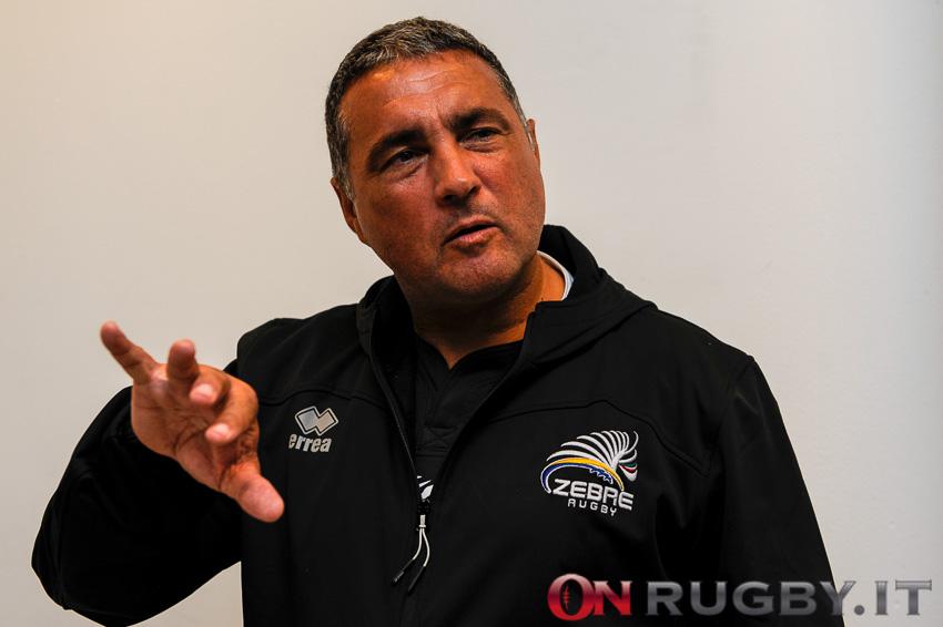 michael bradley zebre rugby