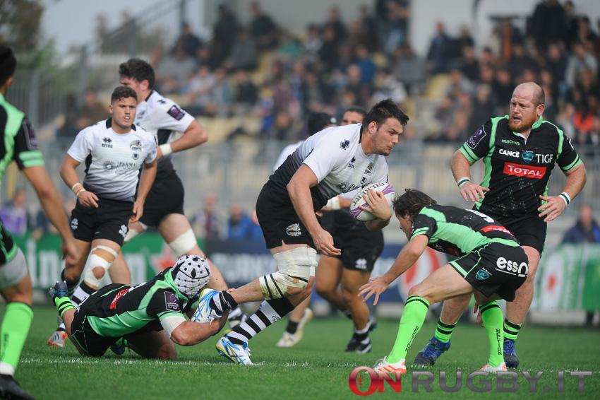 zebre rugby pau