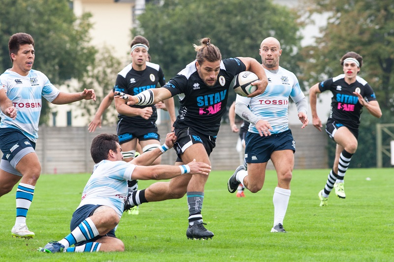 lyons piacenza serie a rugby
