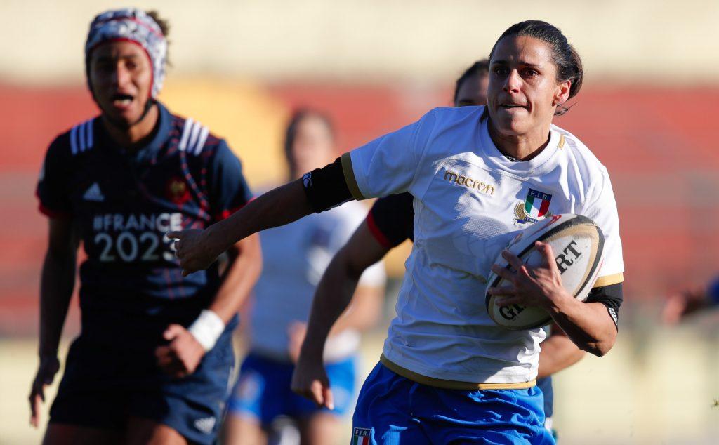 Test Match Rugby Femminile 2017, Biella, 19-11-2017, Italia Donne v Francia Donne