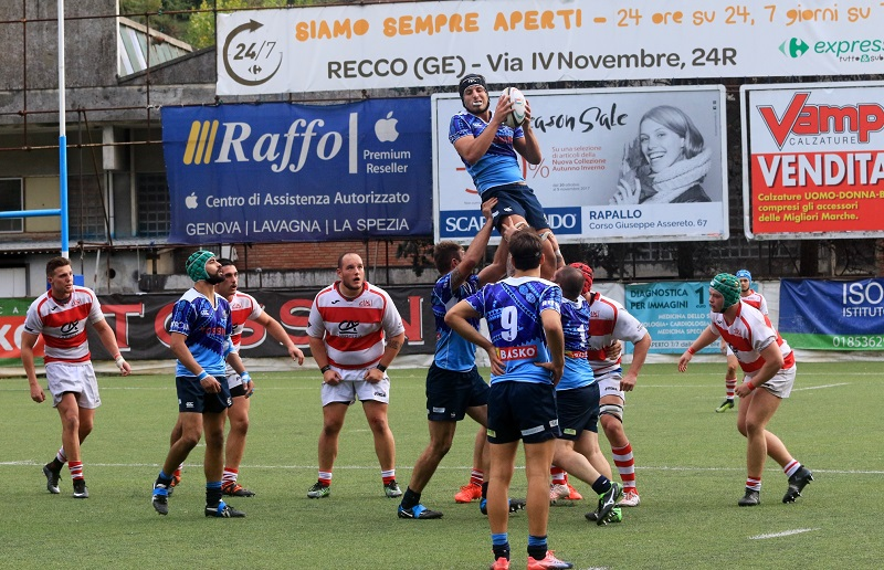 Serie a rugby
