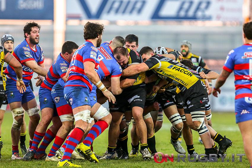 calvisano rovigo rugby