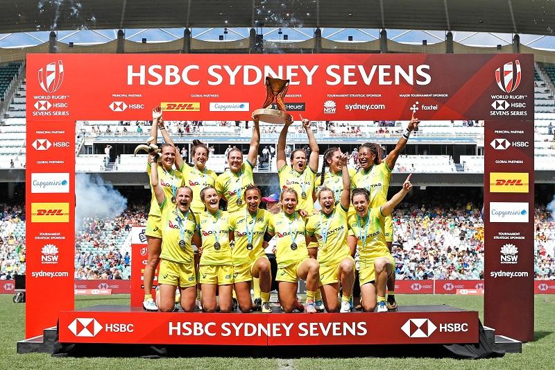 Australia Sydney Sevens 2018