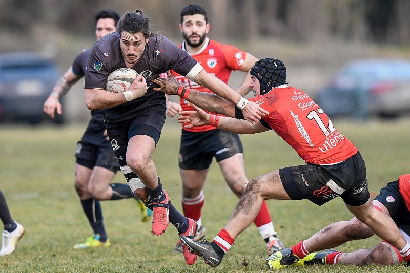 verona rugby colorno serie a rugby