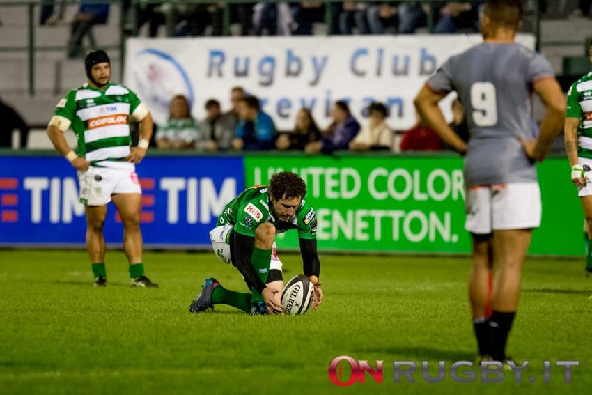 Il grande ritorno di Marty Banks nel Super Rugby Pacific (ph. Ettore Griffoni)