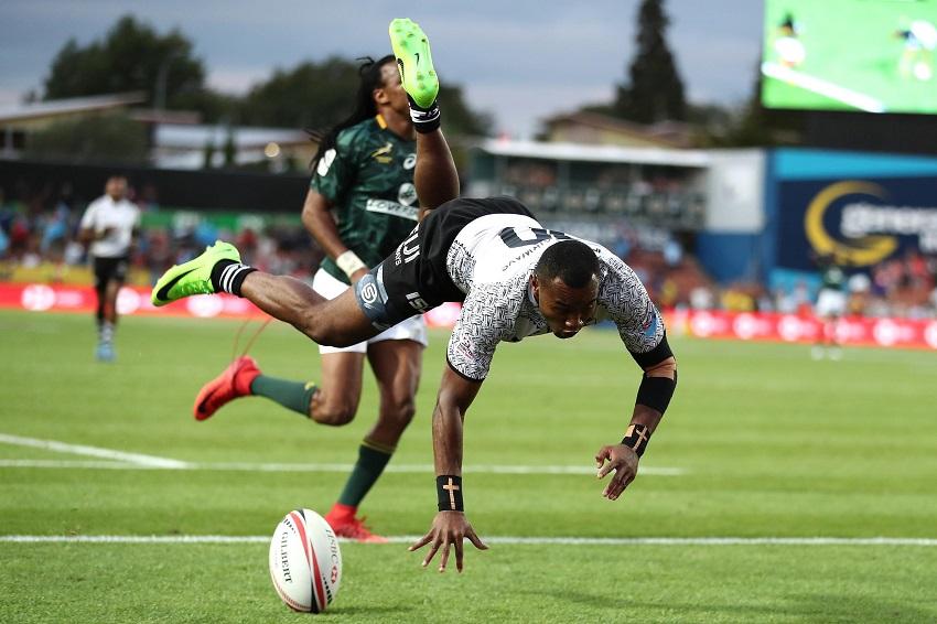 Fiji Sudafrica Sevens World Series in attesa della tappa di Las Vegas, USA