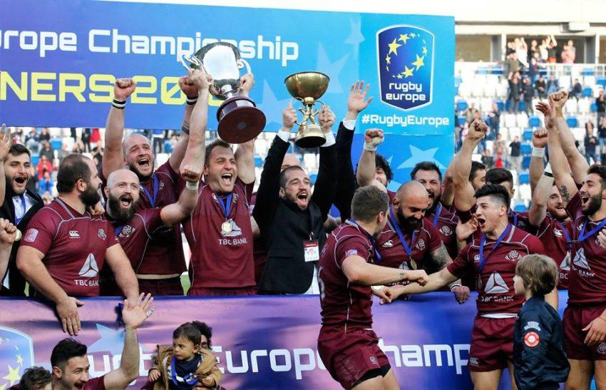 rugby europe championship georgia
