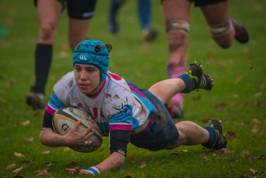 valsugana rugby serie a femminile 2018