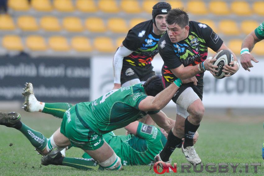 URC: la formazione delle Zebre per la sfida contro Leinster