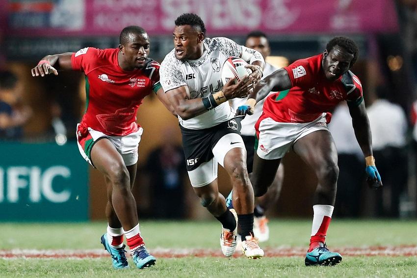 Fiji Kenya Hong Kong Sevens 2018