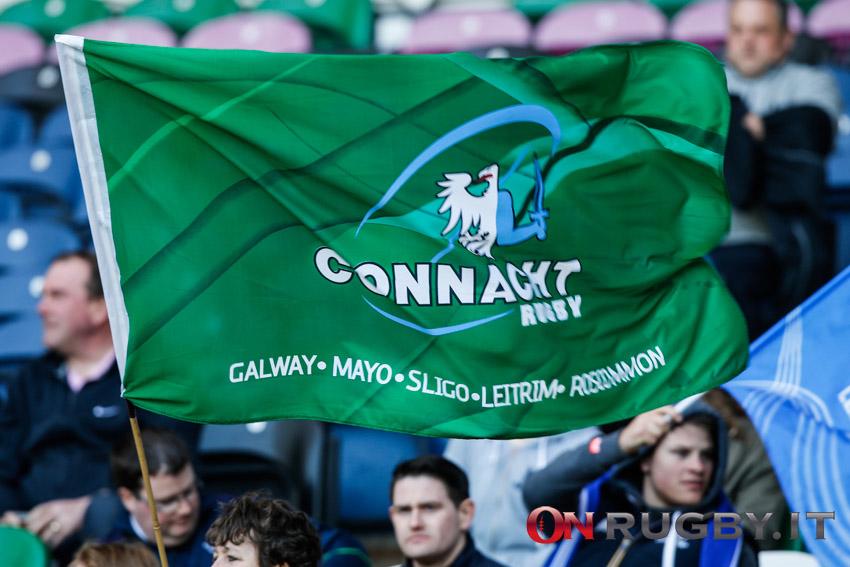 Pro14: Connacht ha vinto per la prima volta nella sua storia a Dublino contro il Leinster ph. Sebastiano Pessina