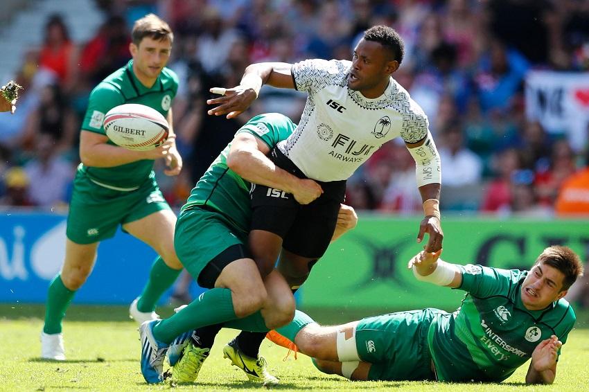 Fiji vs Irlanda a Londra aspettando Parigi