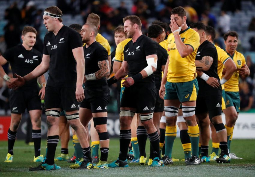 all blacks australia