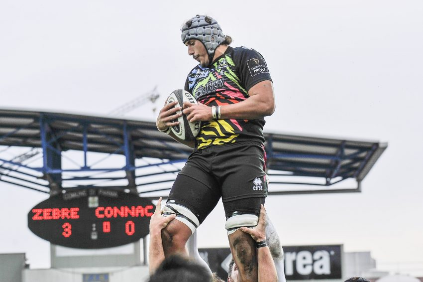 zebre Rugby Krumov