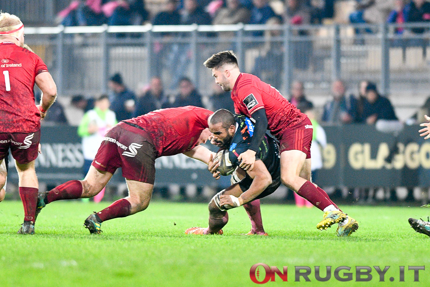 zebre rugby 2018 2019