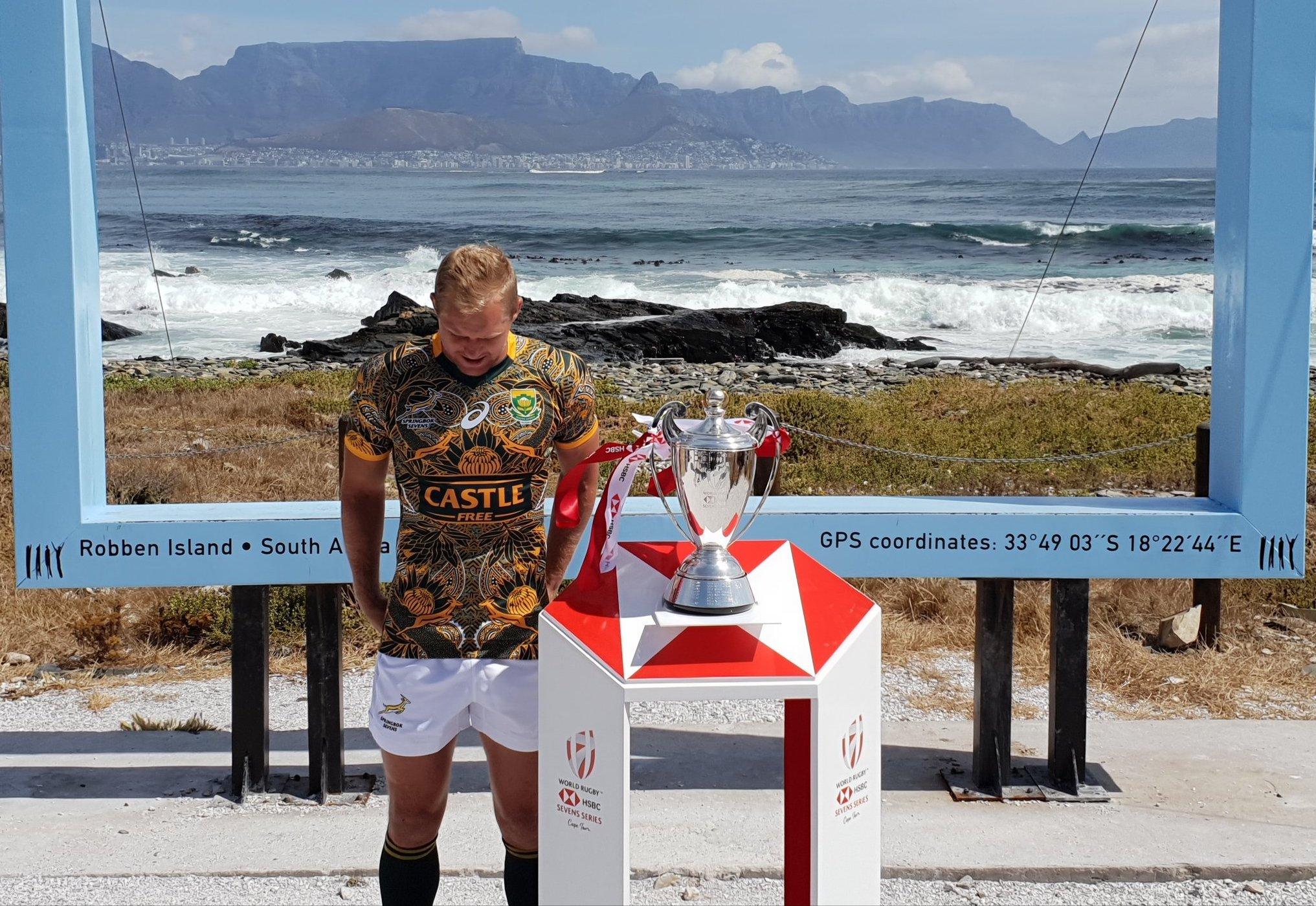 Città del Capo Sevens World Series Mandela Robben Island