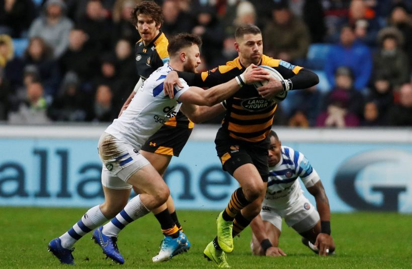 wasps willie le roux