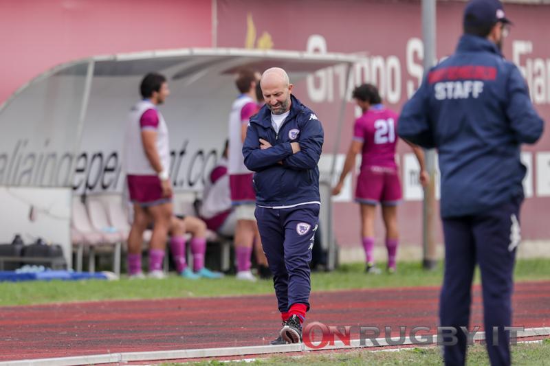 rugby - ffoo vs rovigo casellato