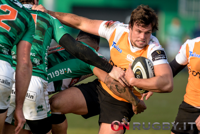 Super Rugby Unlocked: i Cheetahs occupano il quarto posto in classifica ph. Ettore Griffoni