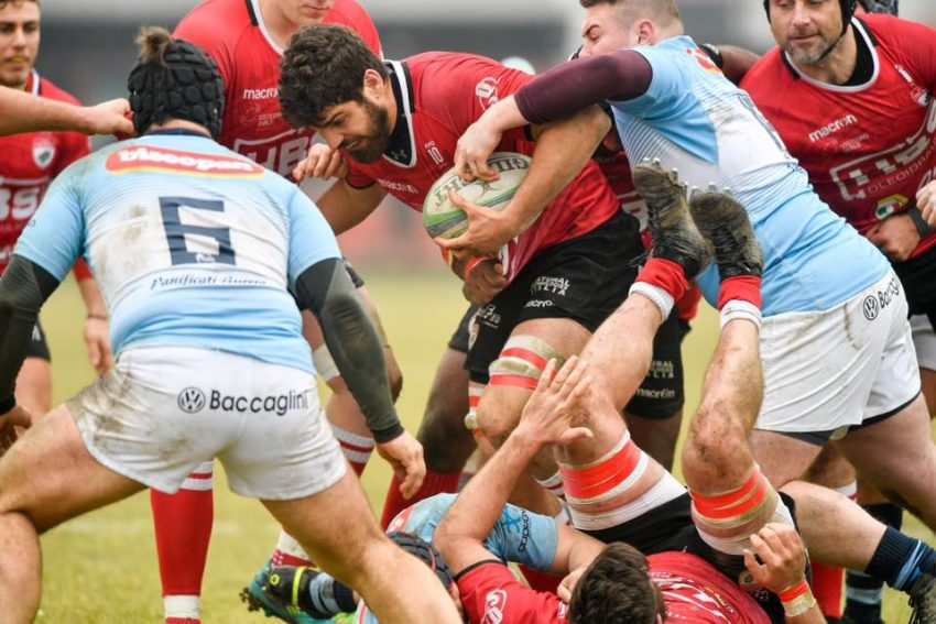 rugby serie a