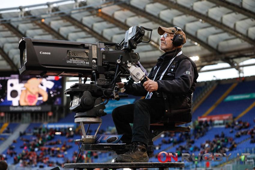 Rugby in diretta