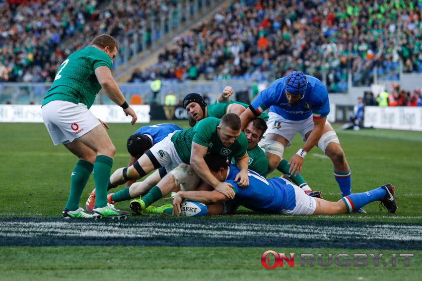 Sei Nazioni Italia Irlanda
